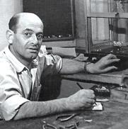 Abgar Rupchian, c 1960 Family patriarch & Craftsman