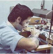 Garo Rupchian, c 1969 Founder of European Jewelry Co.