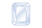 Radiant Diamond Shape